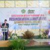 Penyerahan Kembali Peserta Didik Semester VI MTsN 2 Kota Kediri Tahun Pelajaran 2020/2021